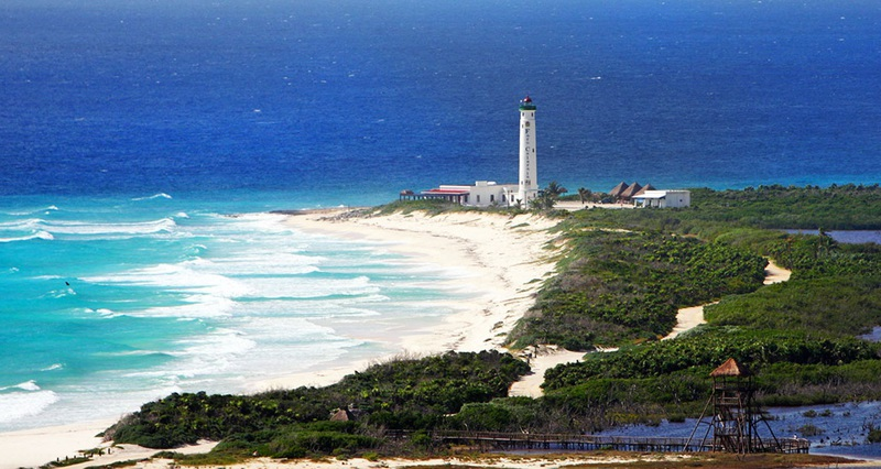 punta sur eco beach park cozumel big